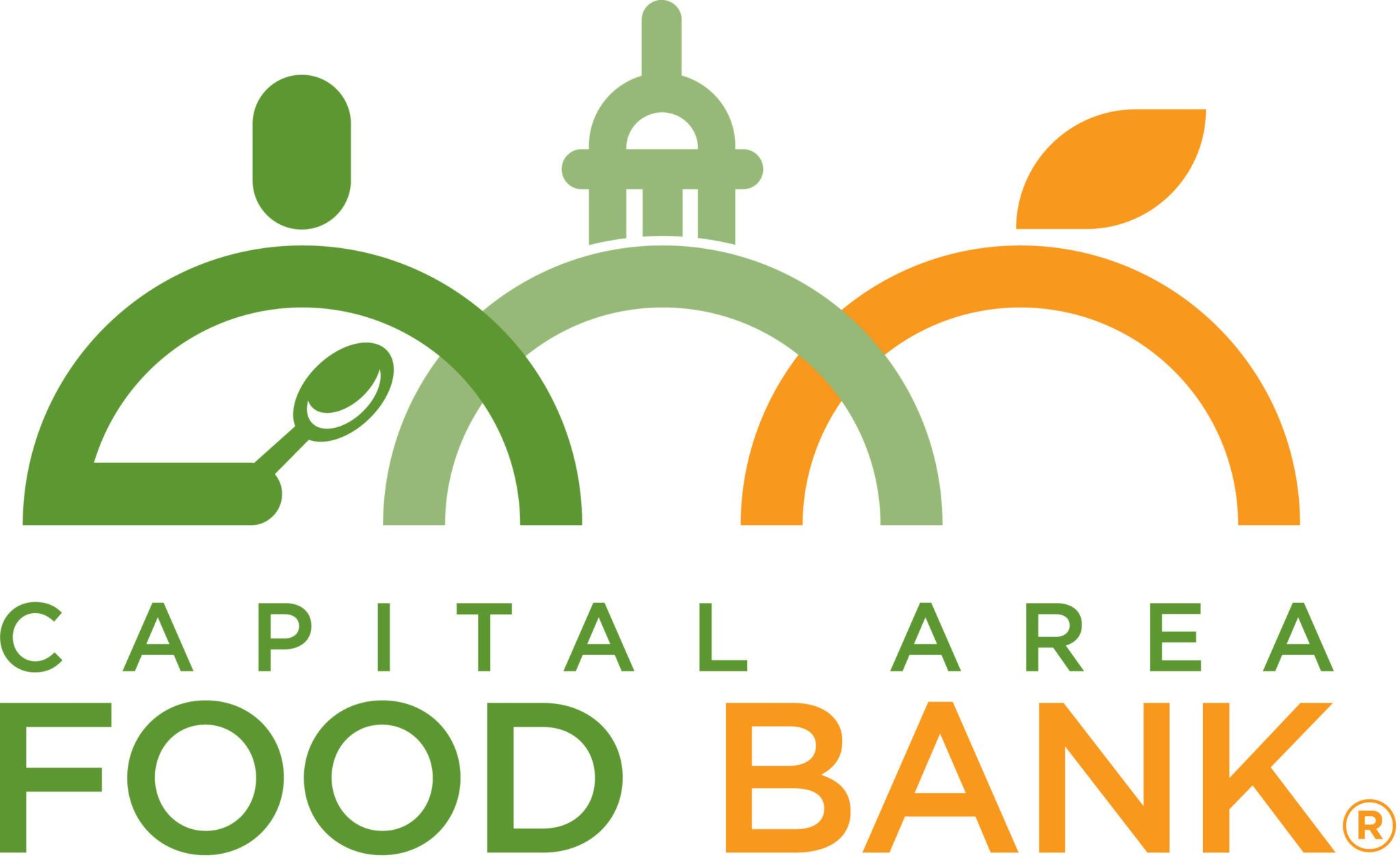 logo for Capital Area Food Bank