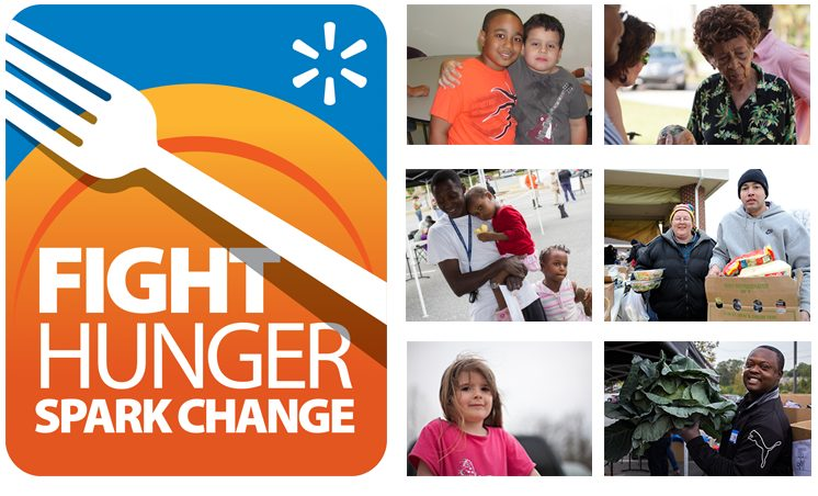 Image result for fight hunger spark change