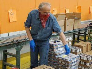 Capital Area Food Bank Volunteer